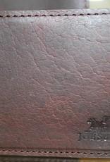 Joe Sugar's Joe Sugar's Passport/Credit Card Wallet Genuine Bison Leather Made in USA