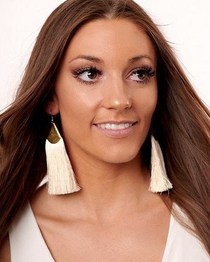 Boho Love Copy of Red Filigree Drop Fringe Earrings -
