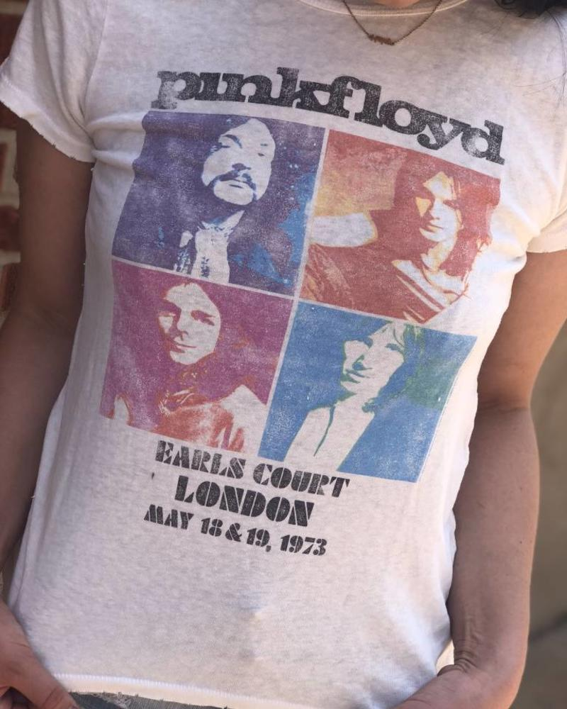 Junk Food Vintage Pink Floyd - Junk Food -