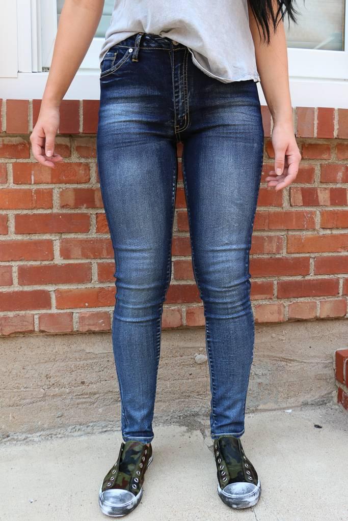 Kan Can- Lexis Lama Slim Skinny Jean