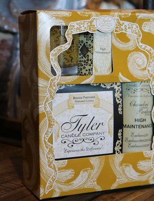 Tyler Candle High Maintenance Glamorous Gift Suite II