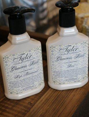 Tyler Candle 8 oz High Maintenance Luxury Hand Soap