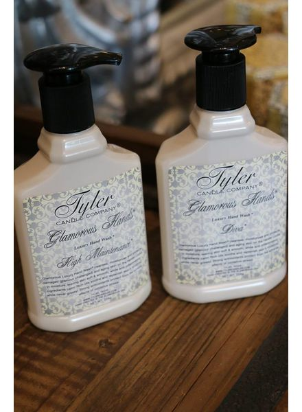 8 oz High Maintenance Luxury Hand Soap