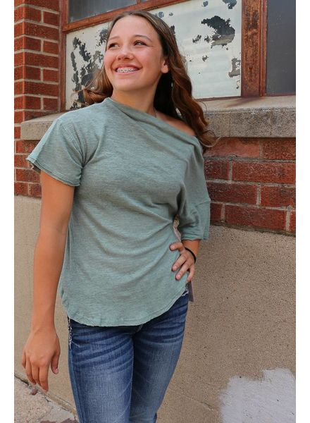"""Free People """"She's So Cool"""" Free People Top"""