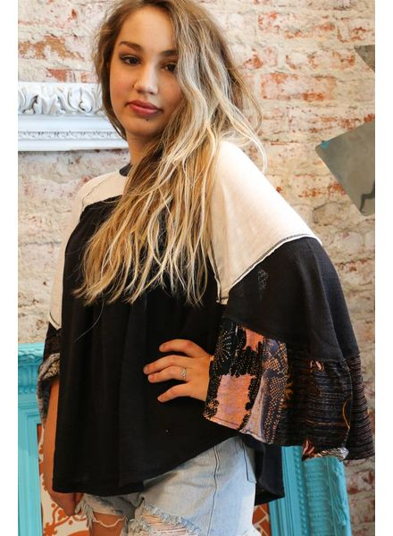 Free People FRIDAY FEVER TOP- FREE PEOPLE