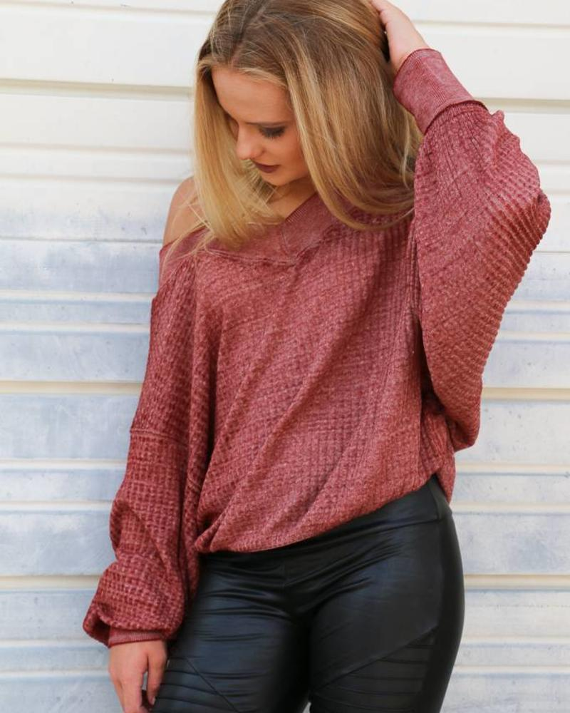 Free People Free People SouthSide Thermal