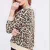 Free People - Cheetah Natural Sweater