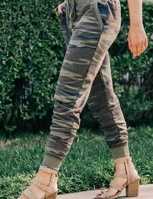 Z Supply The Camo Pant -