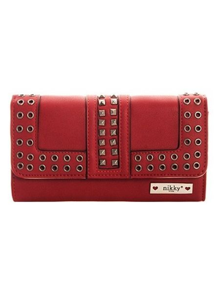 Mignon Wallets - RED