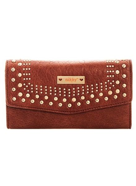 Perdita Wallets - Brown
