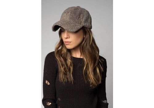 Nouveau Noir Snuggabear Cap Grey