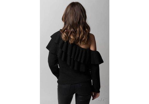 Nouveau Noir Bolder Shoulder Sweater