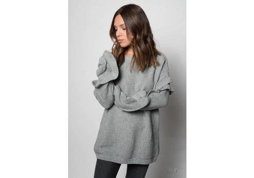 Nouveau Noir Skipping Stone Sweater