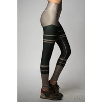 High Waist Tech Lift Airbrush Legging