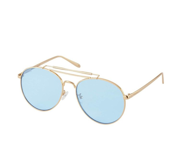 CRISP Sunglasses in Pastel Blue