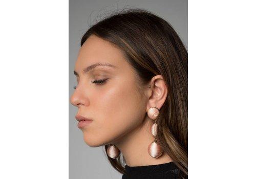 Nouveau Noir Stella Earring