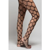 Diamond Daze Fishnet Tights