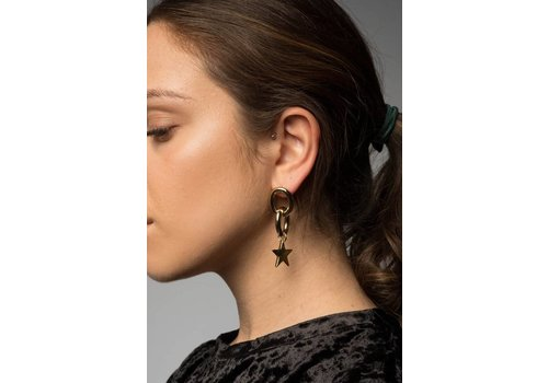 8 Other Reasons Dream Earrings Gold