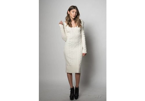 J.O.A Dall Sweater Dress