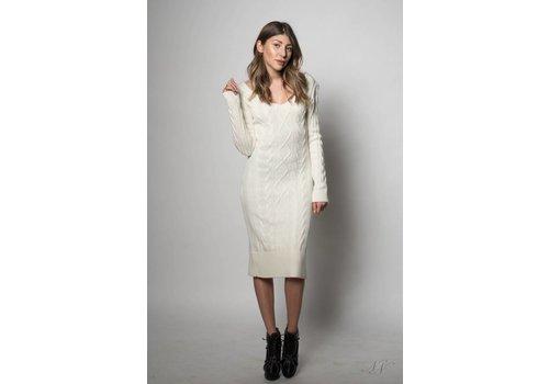 J.O.A Dall Sweater Dress