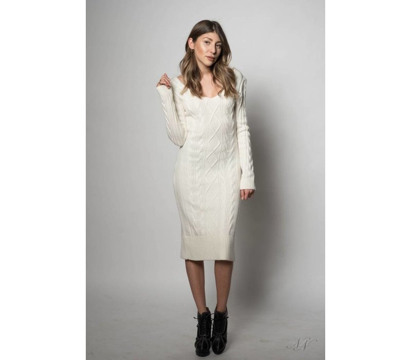 Dall Sweater Dress