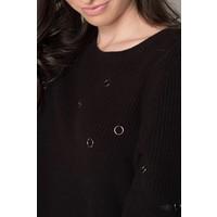 Ulrikke Detail Pullover Knit
