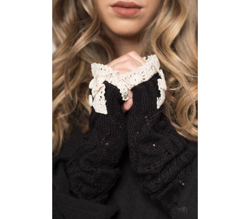 Gigi Arm Warmer Black