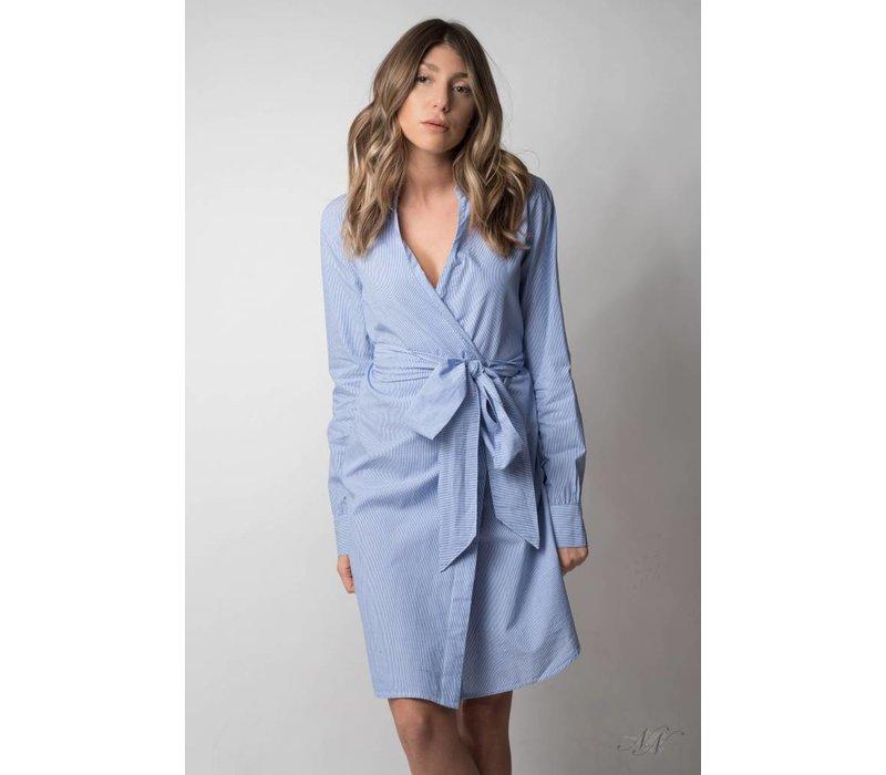 Rosel Wrap Dress