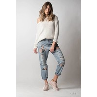 Guahla BF  Jeans