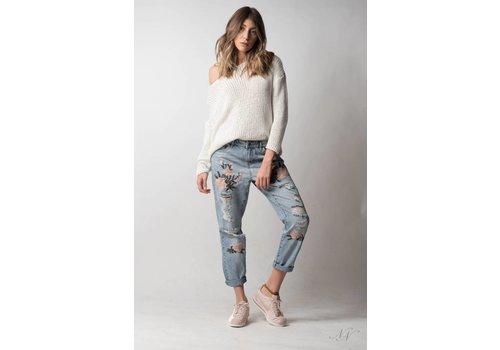 Nouveau Noir Guahla BF  Jeans