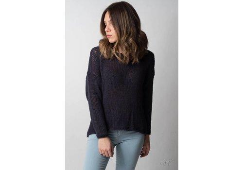Nouveau Noir Aronia Pullover Knit