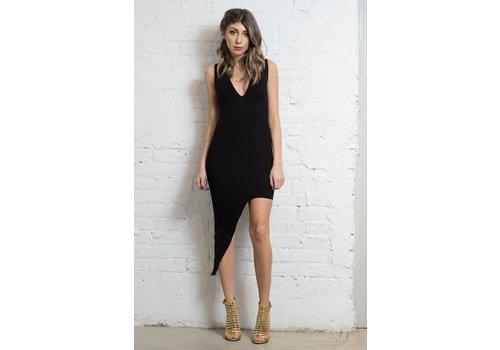 Nouveau Noir Au Noir Dress