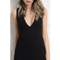 Au Noir Dress