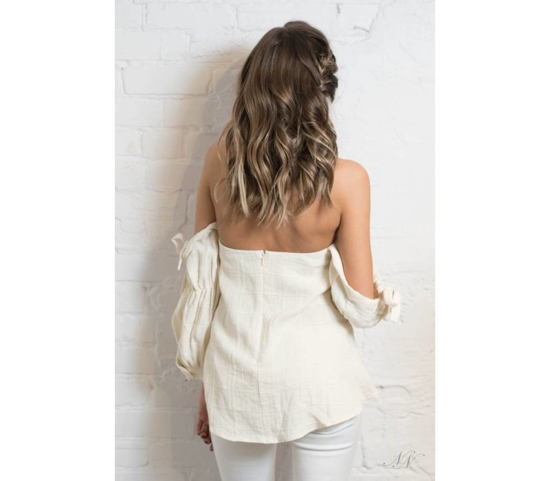 Connie Off The Shoulder Top