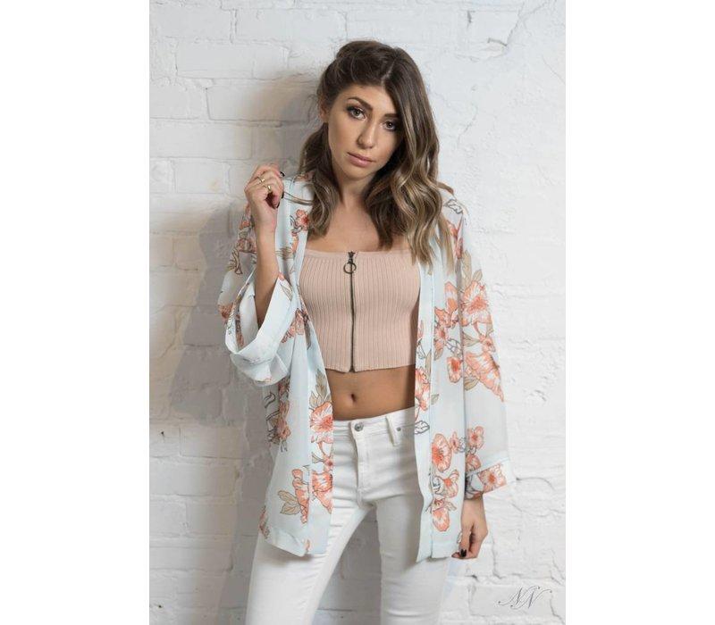 Flout Kimono