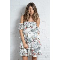 Morning Glory Dress Floral