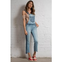 Gia Slant Hem Overall- Its Not As It Seems