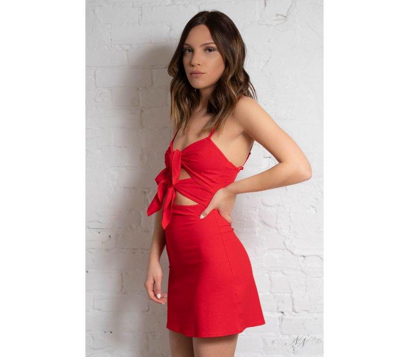 The Rojo Dress