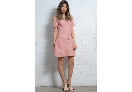 Heartloom Willa Dress Tomato
