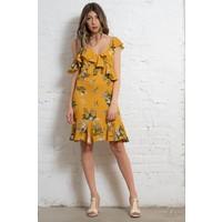Harper Dress Flora