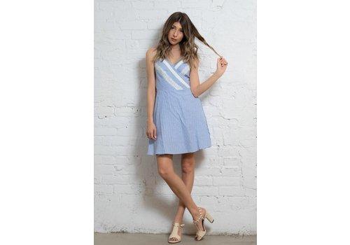 Heartloom Leigh Dress Sky