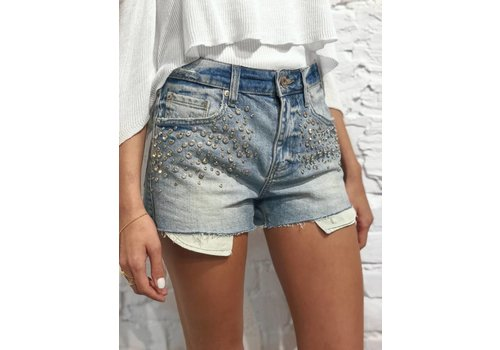 Winston High Rise Cut Off Shorts