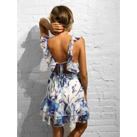 Capri Blues Dress