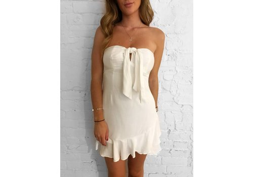 Nouveau Noir Cordoba Dress White