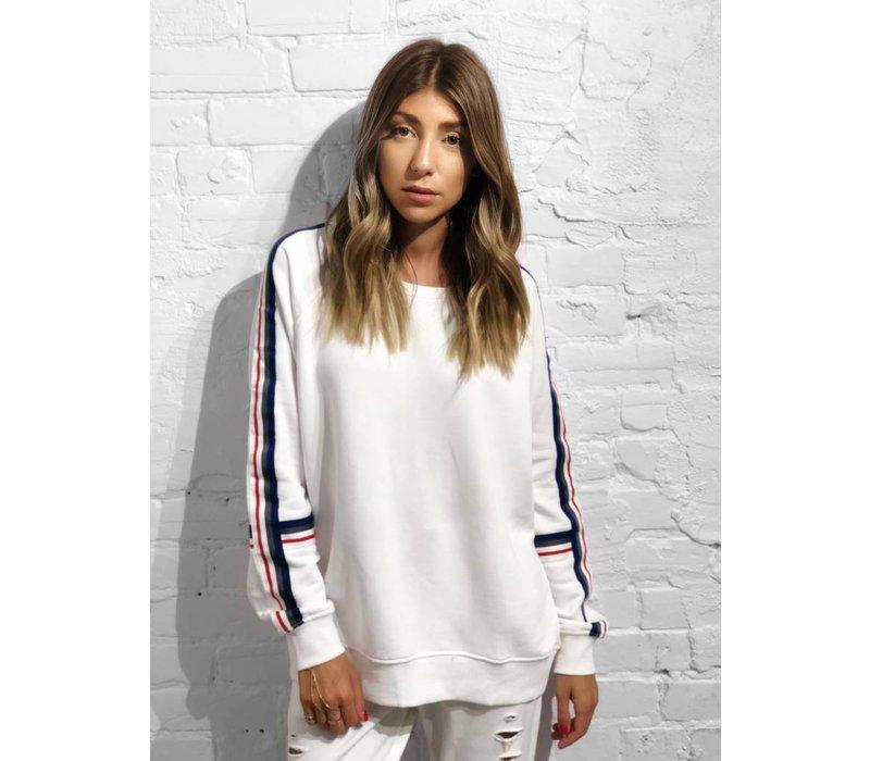 Whitney Sweater Bright White