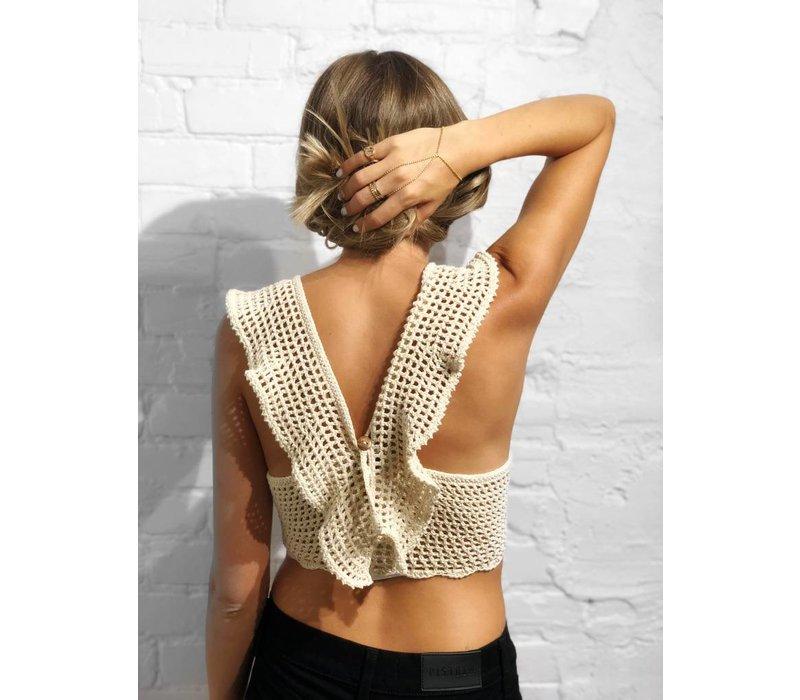 Ayla Crochet Top