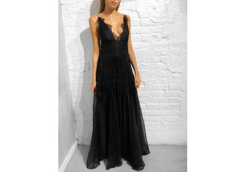 Nouveau Noir Sevilla Lace Gown