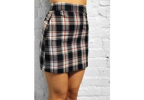 Nouveau Noir Cher Skirt