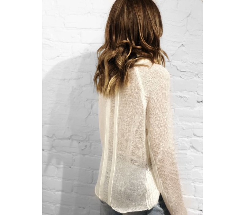 Oversized Sweater Ivory
