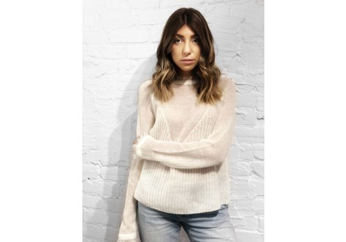 Moon River Oversized Sweater Ivory